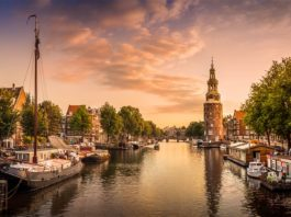 Serazat - Ahmed Necip YILDRIM - Fantezilerin Şehri Amsterdam
