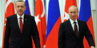 Turkish - Russian Cooperation by Ahmed Necip YILDIRIM in Serazat.com