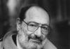Serazat - Ahmed Necip YILDIRIM - Umberto Eco - Gülün Adı